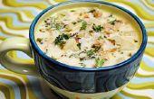 Olive Garden de Zuppa Toscana soep