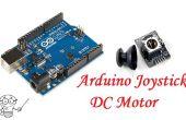 Arduino Joystick 2 Dc Motor Control