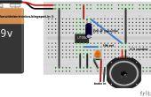 Eenvoudige DIY Audio-versterker Lm386