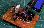 10 $ draagbare Arduino weerstation (AWS)