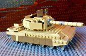 Maak een LEGO Abrams Tank