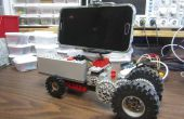 DIY gemotoriseerde LEGO Camera Dolly