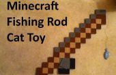 """Minecraft hengel Cat Toy - lengte verstelbaar """"lijn""""!"""