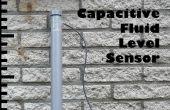 Capacitieve vloeistof niveau Sensor