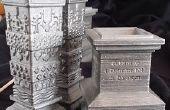 Maak een unieke begraving Urn