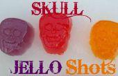 Schedel Jello Shots