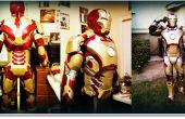 Hoe maak je een echte iron man kostuum replica