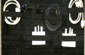 DIY tas/kabel/Tech organisator