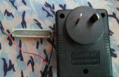 Draad weerstand Handwarmer wond * eerste Instructable *