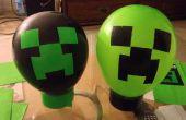 Minecraft klimplant ballonnen
