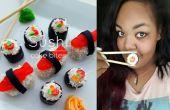 Sushi Cake beten
