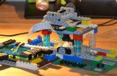 Een Raspberry Pi camera gebaseerde Microscoop met behulp van LEGO onderdelen