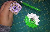 Duct Tape bloem Pen