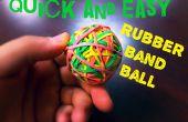 Snel en eenvoudig elastiekje bal