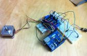 Arduino gecontroleerd geautomatiseerde zonwering met Web UI