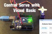 Arduino - Control Servo met Visual Basic