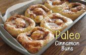 Paleo kaneel broodjes recept