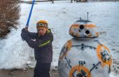 BB-8 sneeuwpop, Star Wars