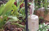 Air-Lift irrigatie met behulp van Solar Panel