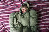 Wee-proof slaapzak beschermer voor kleine kampeerders