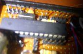 Bouwen van Laser beveiligingssysteem met atmega8 (arduino)