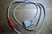 Hoe maak een 9-pins serieel naar Ethernet-kabel