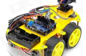 Draadloze camera robot