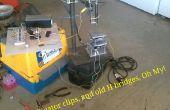 Fundamentele beginners mini 3 axis CNC mill