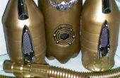 Steampunk Sky Raider Jetpack met MP3, LEDs & nevelmachine