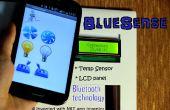 BlueSense - DIY Smart kamer automatisering met behulp van Bluetooth
