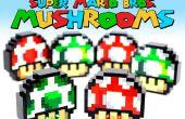 Elektronische LEGO Super Mario Bros. paddestoelen