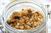 Hoe maak je zelfgemaakte muesli | Gemakkelijk gezonde Snack