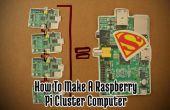 Hoe maak je een Raspberry Pi SuperComputer!