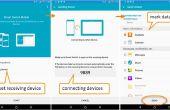 Hoe overdracht van gegevens van HTC naar Samsung Galaxy S6/S7 edge?