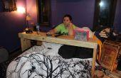 Over de bed-tafel (Ikea copycat)