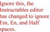 Maken van een gegevenstabel van Instructables zonder Pro niet meer werkt