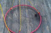 Zelfgemaakte Pier/Bridge Landing Net (visserij)