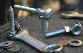 Hoe los of draai de moeren en bouten met de verkeerde maat moersleutel
