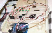 Hoe toegang krijgen tot 5 knoppen via 1 ingang van de Arduino