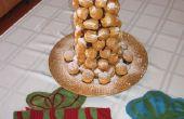 Croquembouche (Cream Puff toren)