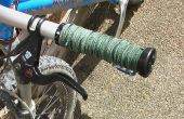 Mountain Bike Grips lederen