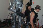 Terminator T-650 halloween kostuum