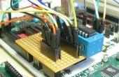 Een universele programmering adapter voor de Atmel STK500