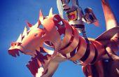 PVC pijp Dragon