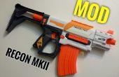 Nerf Modulus Recon MKII wijziging gids