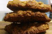 Walnoot & bruine suiker Oatmeal Cookies