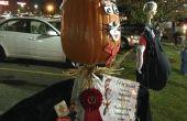 Cat in the Hat Scarecrow met Sugru