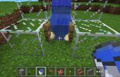 Eenvoudige ei boerderij op minecraft pe