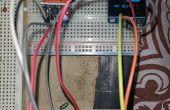 Adem analyzer met OLED lcd en MQ3 gas sensor
