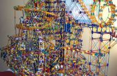 CHAOS, K'nex bal Machine